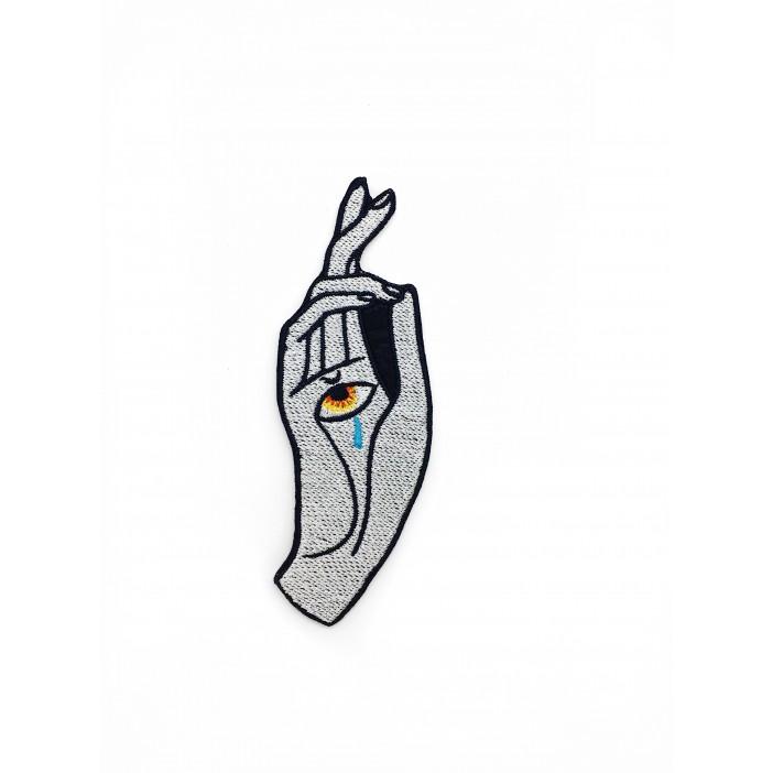 "Hand with Eye ""12x4 cm"""