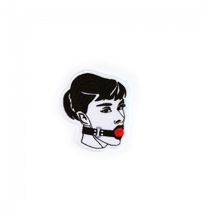 """Audrey Hepburn """"10x8 cm"""""""