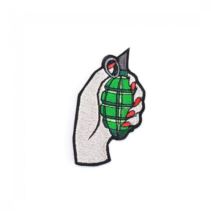 Grenade 10 x 6 cm