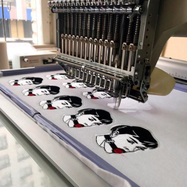Студия вышивки EYE project - Вышивка на заказ