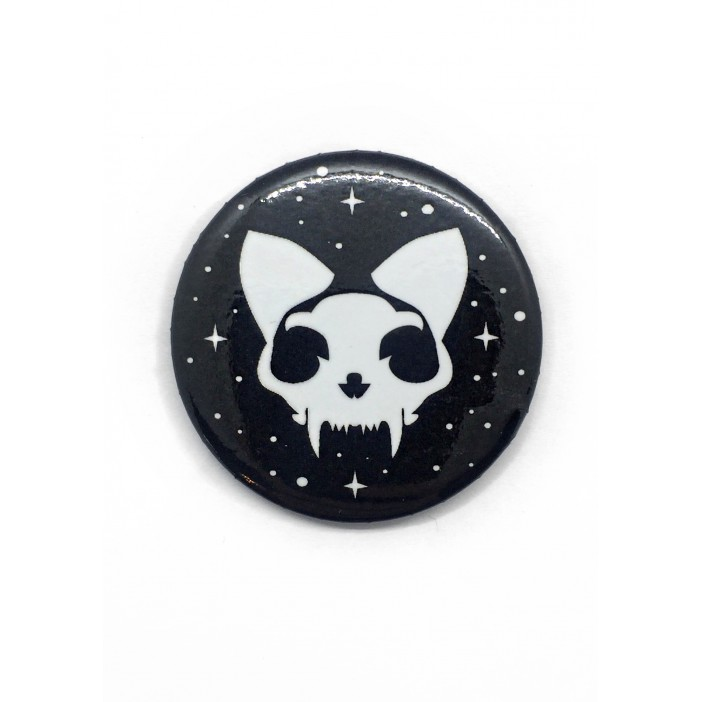 """Значок """"Space scull"""""""